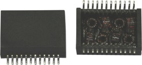 TRC5007ANLE, Трансформатор (коэфф. 1:1) для 10/100Base-TX/ 1000Base-T Gigabit, корпус SOIC-24