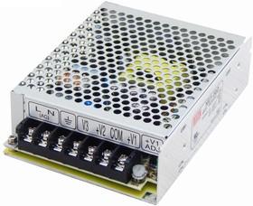 NET-50D, Блок питания, 50Вт; +5В/0.6…5A,+24В/ 0.1…1.5A,+12В /0.1…1,5A | купить в розницу и оптом