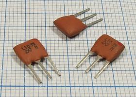 Пьезокерамический полосовой фильтр 10.7МГц, ширина полосы 180кГц/3дБ, ф 10700 \пол\180/3\SFEL\3P\ LT10,7MS3-A\\(кр)прав