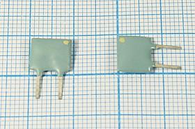 Пьезокерамический фильтр дискриминатор 10.7МГц, ф 10700 \дис\\ \2P\ФП1Д6-23-01\\ (светлая тчк)