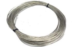 Провод МСЭ 16-13 0,2 мм 1 м ( черный )