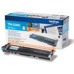 Фото 2/2 TN230C, Тонер Brother Тонер-картридж TN230C для HL-3040CN, DCP-9010CN, MFC-9120CN голубой (1400 стр)