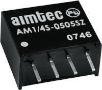 AM1/4S-0507SH30Z, DC/DC преобразователь, 0,25Вт, вход 4.5…5.5В, выход 7.2В/35мА