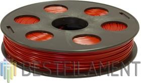 Bflex-пластик 1.75 мм (0.5 кг) Красный, Пластик для 3D принтера