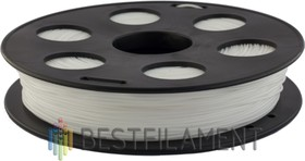 ASA-пластик 1.75 мм (0.5 кг) Натуральный, Пластик для 3D принтера | купить в розницу и оптом