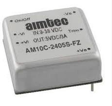 AM10C-2405S-FZ, DC/DC преобразователь, 10 Вт; вход 18-36 В; выход 5 В/2000 мА