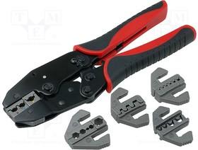 NB-CRIMP-SET05, Набор для опрессовки ножевых клемм, 220мм