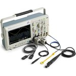 Фото 2/3 MDO3104, Осциллограф комбинированный цифровой с анализатором спектра, 4 канала x 1ГГц (Госреестр РФ)