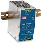 NDR-240-48, Блок питания, 48В,5А,240Вт