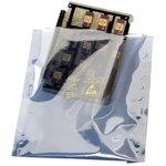 Пакет антистатический, серия 1000 101х152мм с застежкой ZIP Top (100шт)