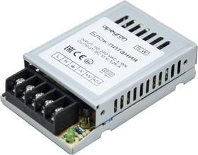 03-01, AC/DC LED, 12В,1.25А,15Вт,IP20(23), блок питания для светодиодного освещения