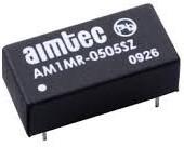 AM1MR-0503SZ, DC/DC преобразователь, 1Вт, вход 4.5…5.5В, выход 3.3В/300мА