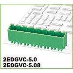 "2EDGVC-5.0-03P-14-00AH, Клеммник 3 конт. ""вилка"" шаг 5.00 мм ..."