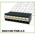 DG212R-THR-3. 5-02P-13-10AH, Клеммник 2 конт ...