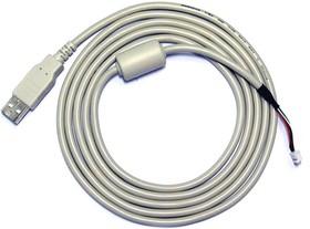 CB-SXU00, USB кабель, используется совместно с контроллерами сенсорных панелей серии EXC7200