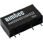 AM2DS-1215SH30-NZ, DC/DC преобразователь, 2 Вт ...