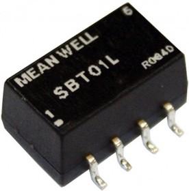 SBT01L-09, DC/DC преобразователь, 1Вт, вход 4.5…5.5В, выход 9В/111мА