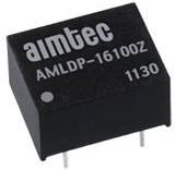 AMLDP-16100Z, DC/DC LED Driver, вх 7-16В, вых 2-14В/1000мА, преобразователь для светодиодного освещения