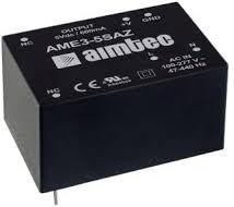 AME3-15SAZ, AC/DC преобразователь, 3Вт, 15В/0.20A