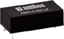 AMEL5-5SMJZ, AC/DC преобразователь, 5 Вт, 5 В /1000 мА