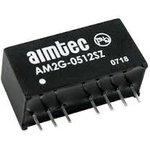 AM2G-1215SZ, DC/DC преобразователь, 2Вт, вход 9…18В ...