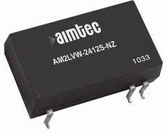 AM2LW-2415S-NZ, DC/DC преобразователь, 1,5Вт, вход 9…36В, выход 15В/100мА