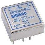 AM30CW-2412SZ, DC/DC преобразователь, 30 Вт; вход 9..36 В ...