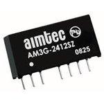 AM3G-0505DH30Z, DC/DC преобразователь, 3Вт, вход 4,5…9В ...
