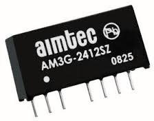 AM3G-4812S-NZ, DC/DC преобразователь, 3Вт, вход 36…75В, выход 12В/250мА