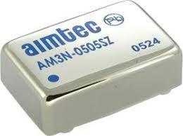AM3N-2412SH52Z, DC/DC преобразователь, 3Вт, вход 21.6…26.4В, выход 12В/250мА