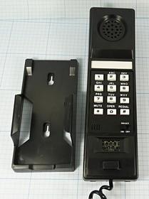 Телефонная трубка; телефон - трубка не адаптированный новый\черный