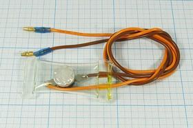 Фото 1/2 Термопредохранитель для холодильников -14 градусов С пред t-авт - 14C\6А\3L\\изол\KSD303-B AC250v6A-14