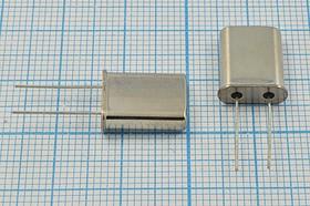 Фото 1/4 кварцевый резонатор 22.5792МГц в корпусе HC49U, 1-ая гармоника, нагрузка 30пФ, без маркировки, 22579,2 \HC49U\30\ 30\\GO[ACTHC49U]\1Г бм