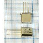 Фильтр кварцевый 10.7МГц 4-го порядка,состоящий из пары фильтров,полоса 4кГц/3дБ ...