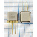 Фильтр кварцевый 10.7МГц 4-го порядка,состоящий из двух фильтров с полосой ...
