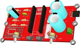 Визуализатор RDC1-0035, Цветомузыка на Arduino Nano