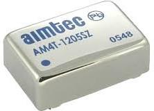 AM4T-2418DZ, DC/DC преобразователь, 4Вт, вход 18…36В, выход ±18В/±110мА