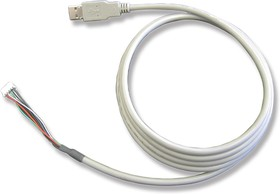 DUS-10USB, USB кабель, используется совместно с контроллерами сенсорных панелей серии DUS2000