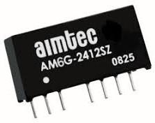 AM6G-0503SZ, DC/DC преобразователь, 6Вт, вход 4,5…9В, выход 3В/1.3А