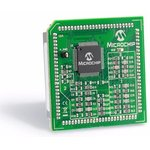 MA330033, Дочерняя плата, модуль на базе dsPIC33EP512GM706 ...