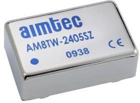 AM8TW-11003SH30Z, DC/DC преобразователь, 8 Вт, вход 40..160 В, выход 3,3 В/2000 мА