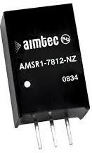 AMSR1-7805Z, DC/DC преобразователь, 5Вт, вход 6,5…18В, выход 5В/1А
