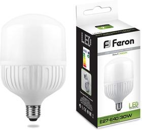 Лампа светодиодная LED 30вт Е27/Е40 белый