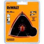 Насадка DEWALT DT20700-QZ полотно для мфи подошва под шлифлисты с ...