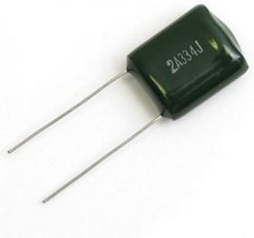 0.0033UF X 630V (CL11), К73-9 0.0033 мкф х 630в полистироловый пленочный конденсатор (CL11)
