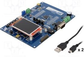 GD32150R-EVAL, Отладочная плата для оценки MCU GD32F150R8T6 (CORTEX-M3)