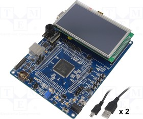 GD32207I-EVAL, Отладочная плата для оценки MCU GD32F207IKT6 (CORTEX-M3)