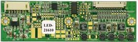 LED-21610, Драйвер модуля подсветки, 6 каналовs, 10mA