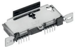 Фото 1/2 692622420101, Разъем USB, Micro USB Типа B, USB 3.0, Гнездо, 10 вывод(-ов), Поверхностный Монтаж, Вертикальный