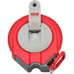 Рулетка BMI RADIUS 10M стальная лента 10м